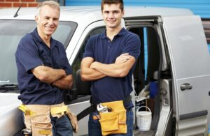 our plumbers